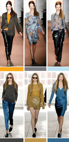 Fall 2011 Color Pallet http://findanswerhere.com/womensfashion