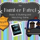 Turn your little ones into to the Number Cops! A fun way to practice building numbers using base 10 blocks.  Students pick out police car.  Student...