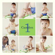 boy smash cake photography, birthday boys, birthday idea, boy cakes, 1st birthday, boy birthday cakes, birthday collag, photo collages, first birthday cakes