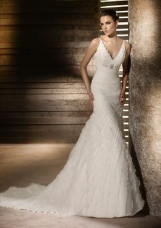 ST PATRICK Wedding Dresses