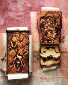 Pound Cakes // Blackberry-Swirl Pound Cake Recipe