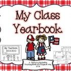 This adorable yearbook is sure to be a keepsake for years to come! It includes 26 pages adaptable for K, 1st, 2nd, and 3rd grades.  Included:  Cover  ...