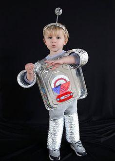 boy finds alien robot suit