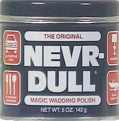 Nevr Dull Metal Polish - - Bci