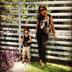 Bà mẹ phong cách của fashion icon nhí Alonso Mateo