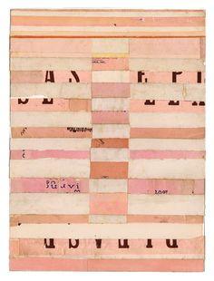 :: Lisa Hochstein ::  collage like klee