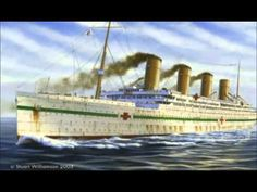 The Curse of the Titanic Sister Ships (2005)...more vid's on the side to look at..