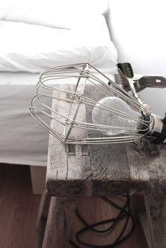 Hay lamp. My Scandinavian Home
