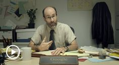 If Google was a Guy.  This is hilarious! - College Humor