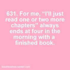 Ha! That's exactly how each Fifty Shades was for me.