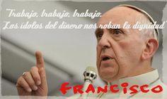 Frases del papa Francisco