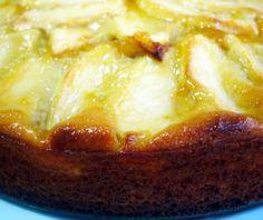 La Receta de Tarta de Manzana Casera. Facil, Rapida y Buena