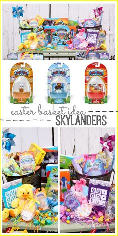 Easter Basket Idea: