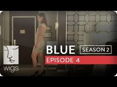 """Blue"": Season 2, Ep. 4 -- ""Everything is a Test"": While Blue waits for a client she gets a visit from her madam, Cynthia.  Watch the first 7 episodes of Blue season 2 now on youtube.com/wigs. #watchwigs #bluefriday"