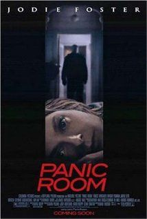 Panic Room with Jodie Foster, Kristen Stewart and Forest Whitaker