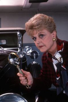 Murder She Wrote. Loved this series.