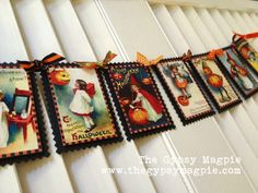The Gypsy Magpie: a jolly Halloween...