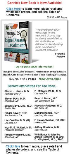 Lyme Disease Book