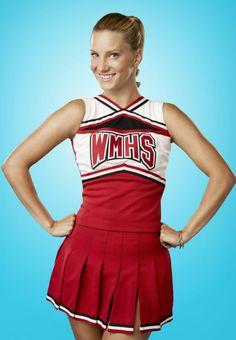 Heather Morris aka Brittany.