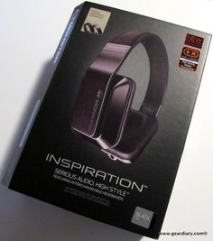 Monster Inspiration Active Noise-Canceling Headphones