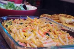 Easy baked pasta