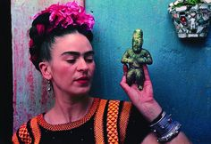 Ŧhe ₵oincidental Ðandy: Frida Kahlo: