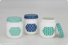 Charming Upcycled Baby Food Jars - Lovely Etc.