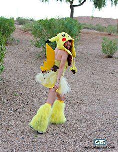 SugiAi: Halloween Costumes 2013: Pokemon!