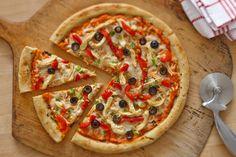 Ranch Chicken Pizza Recipe | Hidden Valley®