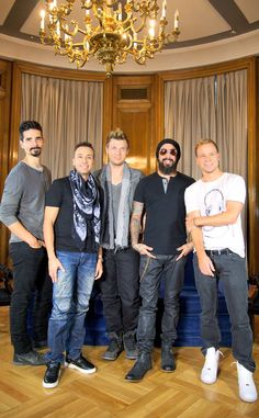 Backstreet Boys ♡
