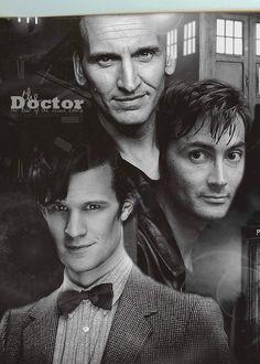 Doctors 9, 10, 11