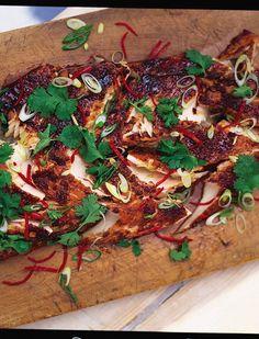 marinated & grilled salmon   Jamie Oliver   Food   Jamie Oliver (UK)