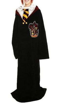 Harry Potter Snuggie!!!! I need this!!