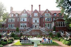 Glensheen Mansion in Duluth | Minnesota Bride Magazine