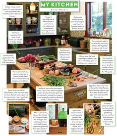 My Kitchen: Alice Waters