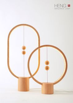 Heng balance lamp by