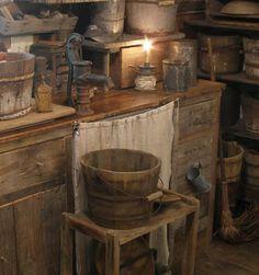 Sweet Liberty Homestead primitives! well pump, prim kitchen, homestead primit, liberti homestead