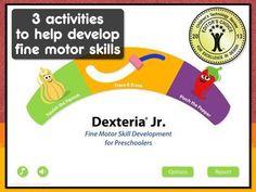 Discount: Dexteria Jr. - Fine Motor Skill Development for Toddlers & Preschoolers is now 2.99$ (was 3.99$). http://www.appysmarts.com/application/dexteria-jr-fine-motor-skill-development-for-toddlers-preschoolers,id_46540.php