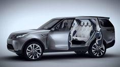 Discovery Vision Concept Exterior Design   Land Rover USA