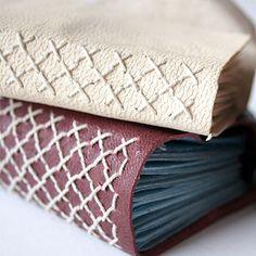 gorgeous X stitch longstitch journals