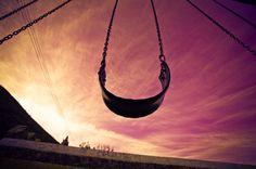 I love swings~