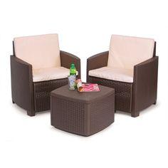 3 Piece All Weather Patio Furniture