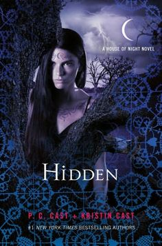 Hidden (House of Night Series #10)-- want this series!
