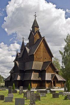 Heddal stavkirke, Norway