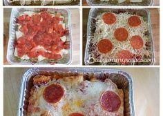 Easy Bubble Pizza - Food Recipes