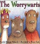 "The Worrywarts - letter ""W"" book"