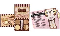 Too Faced The Bronzed & The Beautiful Bronzing Collection - French Riviera Edition$38 macys