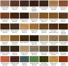 Deck Wood Stain Colors Olympic Solid Wood Stain Colors Fence And Deck Stain