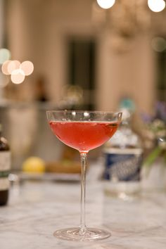 Recipe: Cranberry Shiso-Jalapeno Cocktail || Photo: Paul Quitoriano