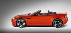 Aston Martin V12 Vantage Roadster - http://www.astonmartin.com/cars/v12-vantage-roadster